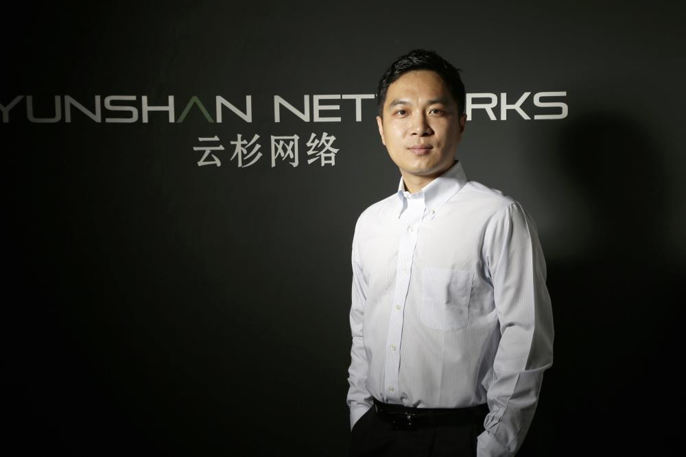 云杉网络创始人、CEO亓亚烜