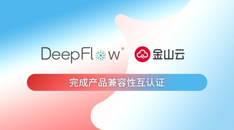 云杉网络DeepFlow与金山云银河平台完成产品兼容性互认证